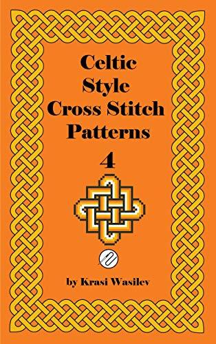 Celtic Style Cross Stitch Patterns 4