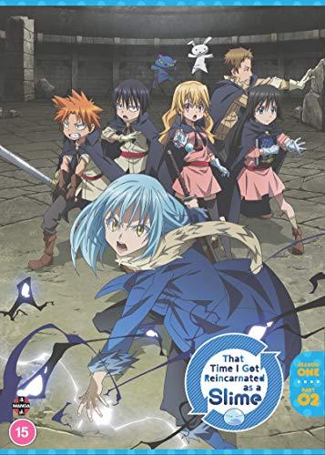転生したらスライムだった件 コンプリート DVD-BOX Season One Part Two [DVD] [輸入版][NTSC]