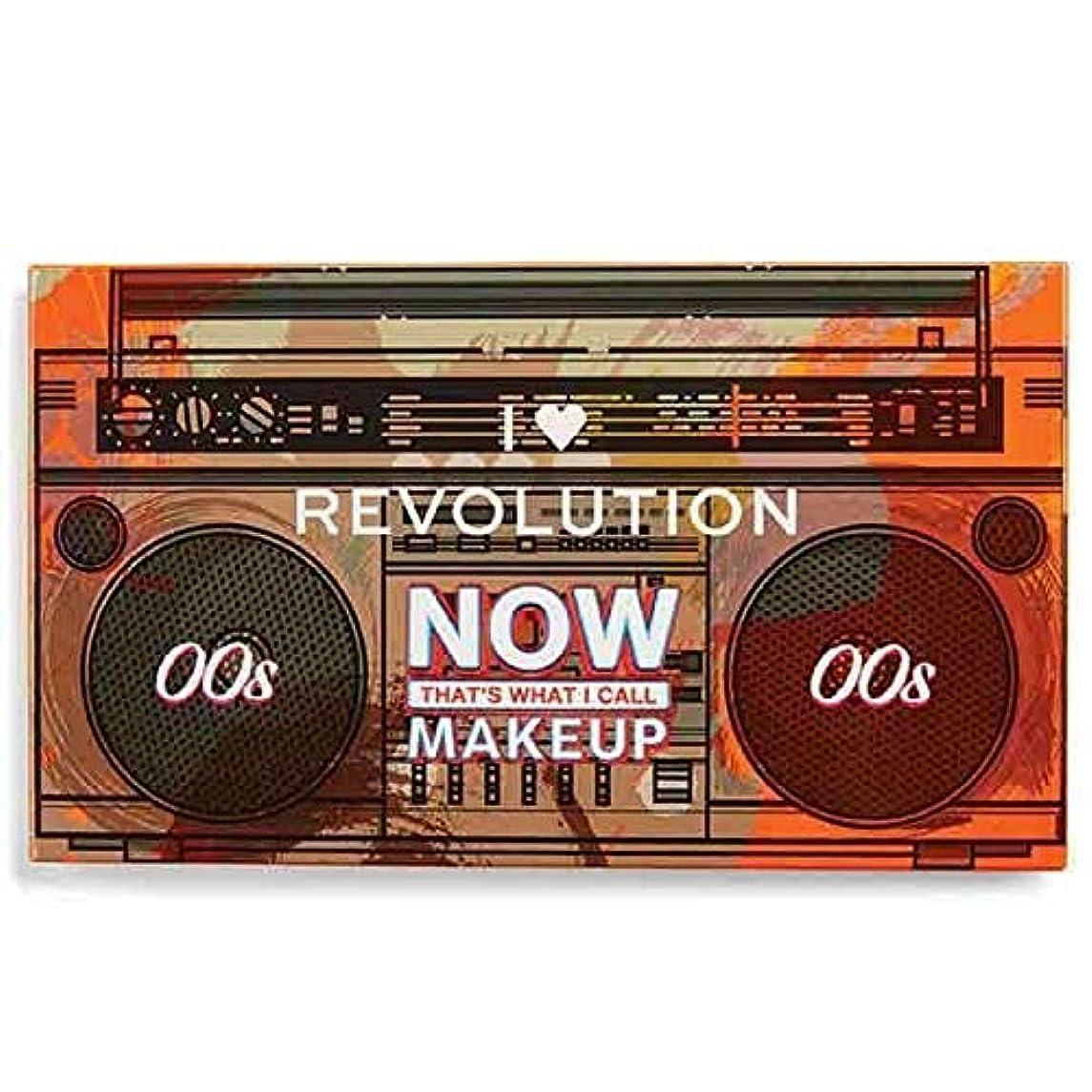 バーファイアルきょうだい[I Heart Revolution ] 私の心の革命は今、それは私がメイクNoughtiesを呼びました - I Heart Revolution NOW That's What I Call Makeup Noughties [並行輸入品]