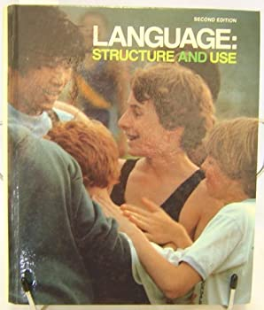 Hardcover Language: Structure and Use Book