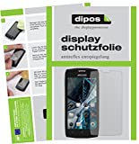 dipos I 6X Schutzfolie matt kompatibel mit Archos Sense 50 X Folie Bildschirmschutzfolie