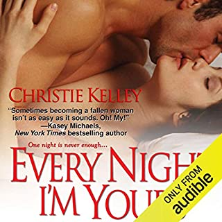 Every Night I'm Yours audiobook cover art