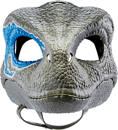 WYZDJ Co.,ltd Halloween Maske Velociraptor Maske Realistische T-Rex Dinosaurier Maske Tier Cosplay Kostüm Party Maske Halloween Karneval Party Requisiten Geschenk Für Kinder