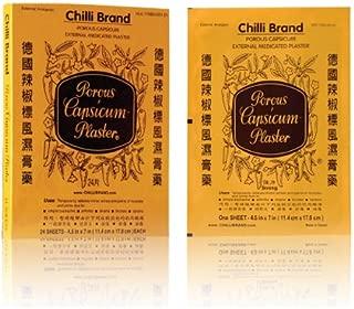astrapharm chilli brand plaster