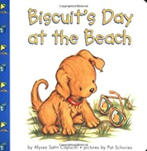 By Alyssa Satin Capucilli Biscuit's Day at the Beach (Brdbk) [Board book]