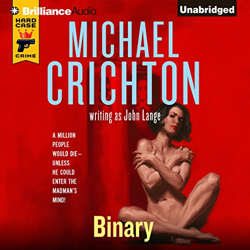 Binary audiobook cover art
