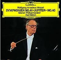 Mozart: Symphonies Nos.40 & 41 by Karl Bohm (2014-09-17)