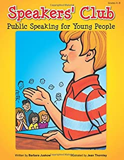 Speakers' Club: Public Speaking for Young People