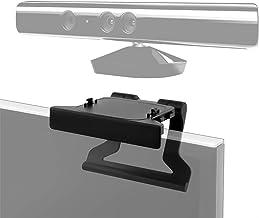 LANMU TV Mount Clip Stand Holder Compatible with Xbox 360 Kinect Sensor (Black)