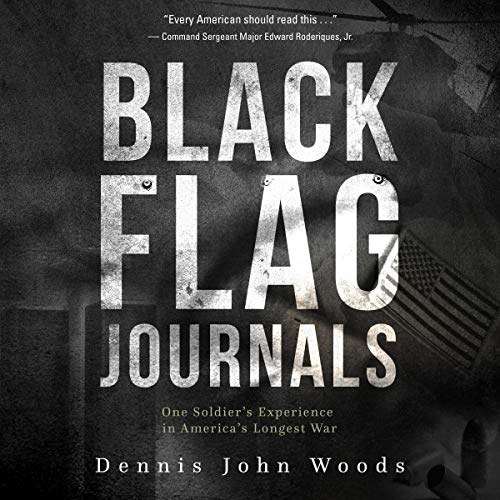 Black Flag Journals cover art