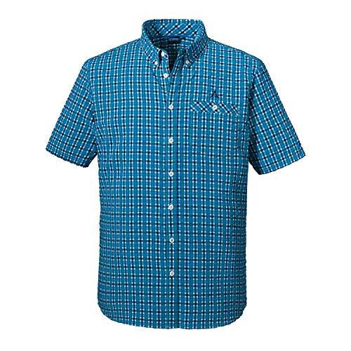 Schöffel Herren Kuopio3 T-Shirt, Directoire Blue, 56