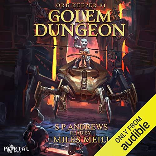 Golem Dungeon Titelbild