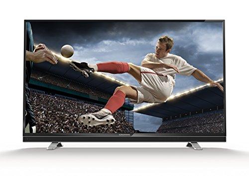 Grundig 49 VLE 8570 BL 124 cm (49 Zoll) Fernseher (Full HD, Triple Tuner, 3D, Smart TV)