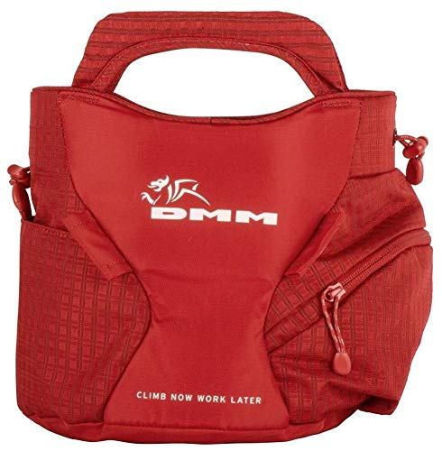 DMM CB24RD Edge Boulder Chalk Bag - Red