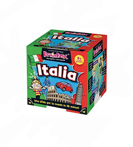 Brain Box- Gioco di società, Multicolore, 93905