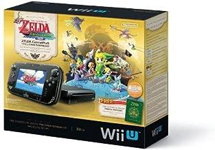 The Legend of Zelda : The Wind Waker (HD Deluxe Set) for Nintendo Wii U (Renewed)