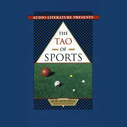 The Tao of Sports audiobook cover art