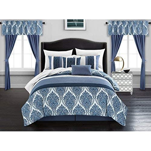 Bedding Set with Curtain: Amazon.com