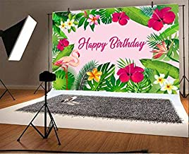 tropical flower background
