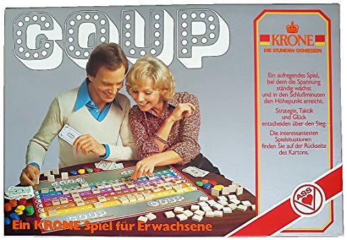 Coup – Ein KRONE Spiel für Erwachsene von ASS