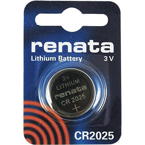 CR2025 Münzen-Batterie / Lithium 3V / für Uhren, Taschenlampen, Autoschlüssel , Taschenrechner , Kameras, etc / iCHOOSE
