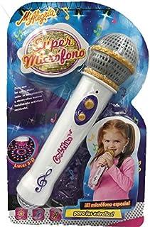 Mi Alegría Super Micrófono Inalámbrico con Luces