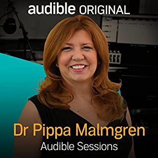 FREE: Audible Sessions with Pippa Malmgren audiobook cover art