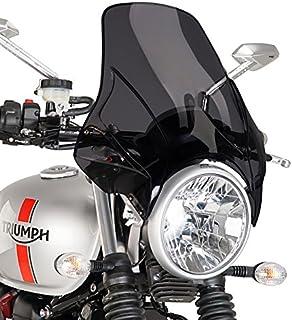 RP02 Fum� claire Set Puig 0869H1374 0869H1374 Pare-brise NAKED pour Yamaha XJR 1300