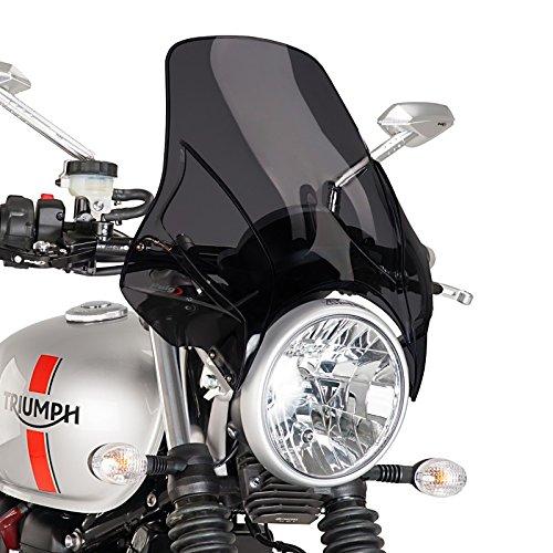Windschild für Honda CB 750 Seven Fifty 92-03 Puig Plus dunkel getönt
