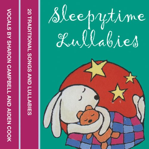 Sleepytime Lullabies audiobook cover art