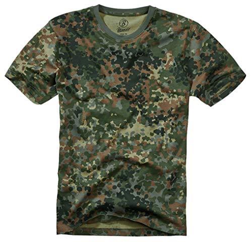 Brandit T-Shirt, Flecktarn XL