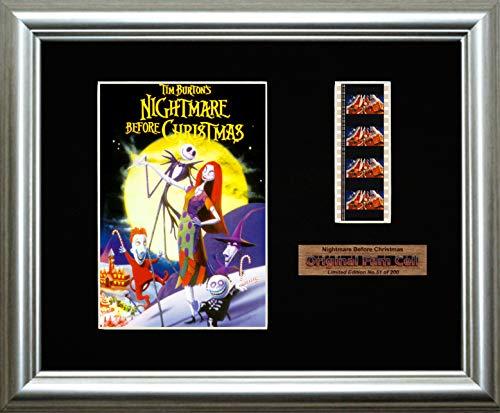 FCD The Nightmare Before Christmas–Immagine incorniciata S