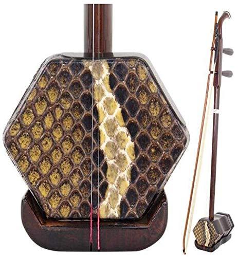 Erhu, Fragrant Mahagoni Erhu, Anfänger, Erwachsene Kinder, Erhu, ethnische Instrumente (Größe: 83cm) LMMS (Size : 83cm)