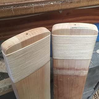 cricket bat handle thread