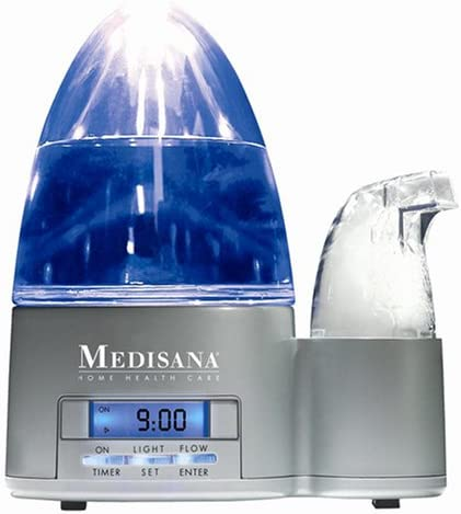 Medisana Deluxe Large discharge sale Personal Humidifier Bonus with Eucalyptus Baltimore Mall