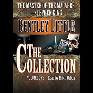 The Collection audiobook cover art