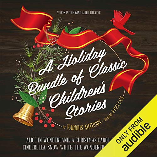 Couverture de A Holiday Bundle of Classic Children's Stories