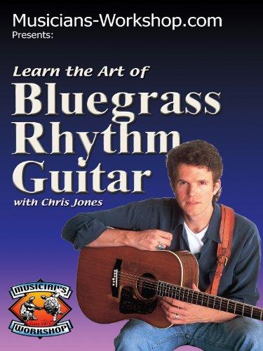 Learn the Art of Bluegrass Guitar