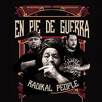 En pie de guerra (feat. Radikal people & Charly caballero)