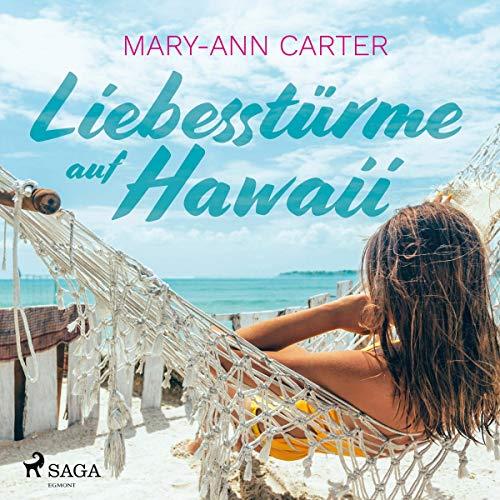 Liebesstürme auf Hawaii audiobook cover art