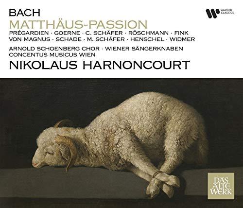 Bach Mattheus Passion
