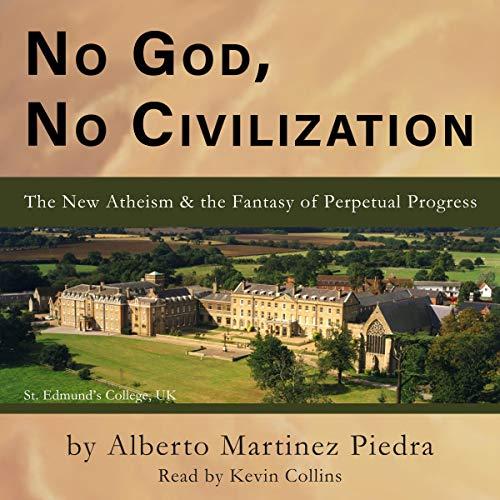 『No God, No Civilization』のカバーアート
