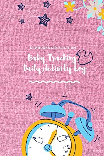 BABY TRACKINGDAILY ACTIVITY LOG, NEWBORNS BOYS EDITION: Baby Book Journal - Baby Tracker & Newborn Diary