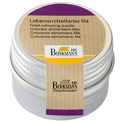 Birkmann 503243 Lebensmittelfarbe in Dose, lila