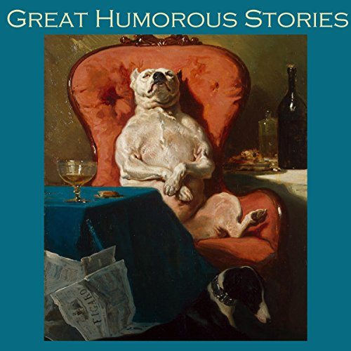 Great Humorous Stories audiobook cover art