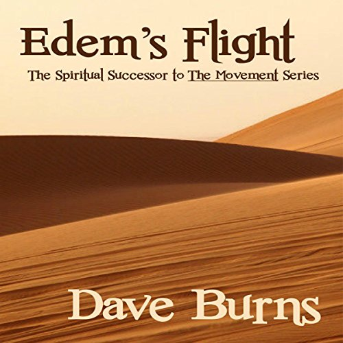 Edem's Flight audiobook cover art