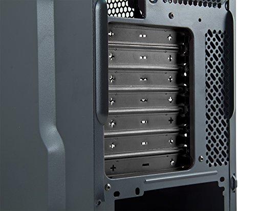 Nox Coolbay SX - NXCBAYSX - Caja PC, ATX, USB 3.0, Color Negro