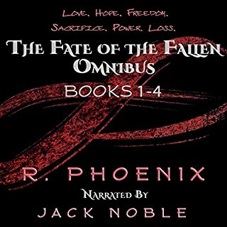 The Fate of the Fallen Omnibus audiobook cover art