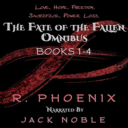 The Fate of the Fallen Omnibus cover art