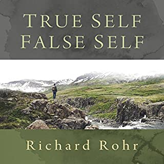 True Self, False Self audiobook cover art